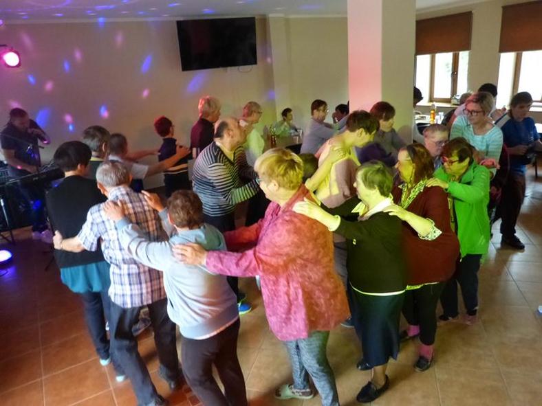 Dzień Chłopaka Dom Pomocy Społecznej W Mgoszczu